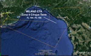 La Control Area di Milano