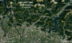 Modifiche alla TMA di Milano