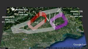 Control Zone di Aviano