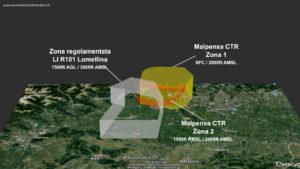 La Control Zone di Malpensa