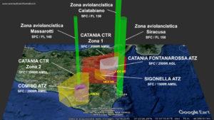 La Control Zone di Catania