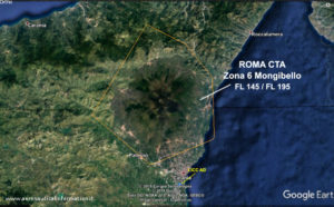 La Control Area di Roma