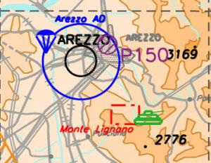 Aeroporti di Novi Ligure e Arezzo