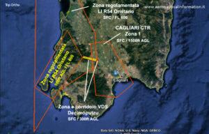 La Control Zone di Cagliari
