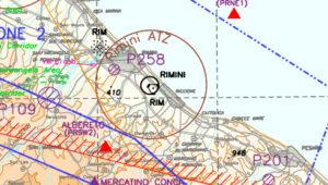 Informazioni aeronautiche di Rimini