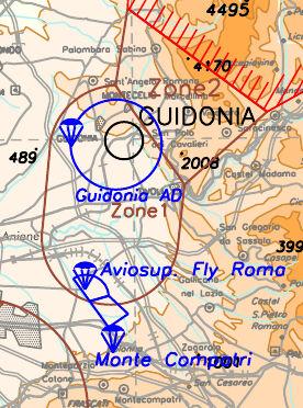 Aeroporti di Reggio Emilia e Guidonia