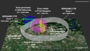 La Control Zone di Bergamo