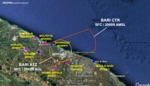 Control Zone di Bari