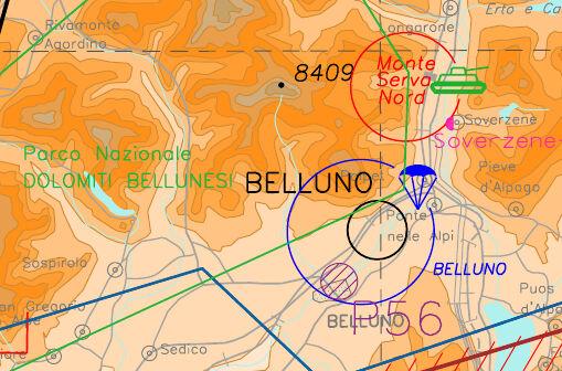 Aeroporti di Lecce Lepore e Belluno