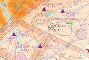 Informazioni aeronautiche di Pantelleria e Biella