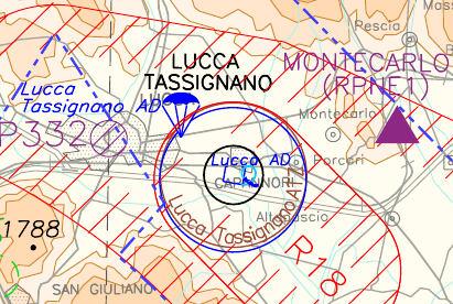 Aeroporti di Lucca e Oristano